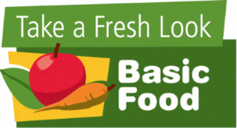 Take a Fresh Look Basic Food