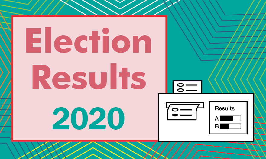 elections Results 2020 Opens in new window
